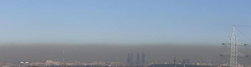 Madrid, año 2014. Fuente: EFE.