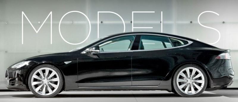 Deportivo Modelo S de Tesla Motors